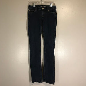 Express Stella Barely Boot Jeans Size 4L